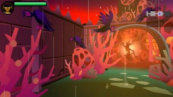 Severed Vita gameplay