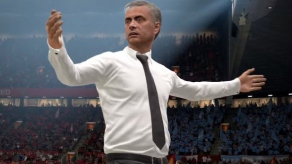 Can I go full Paragon on Mourinho's face?