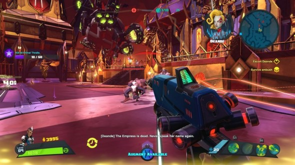 battleborn review gameplay screenshot 5