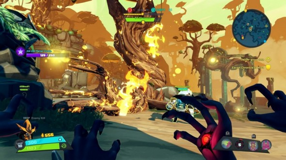 battleborn review orendi