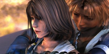 Had to get a FInal Fantasy pic in (at least it's not from VII Neil!). A sad ending though to be sure